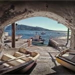 Cave Boat Shelter- Greece