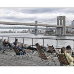 brooklyn bridge, nyc canvas.transfer